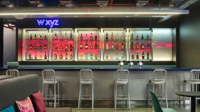 Aloft Brussels schuman - wxyz bar